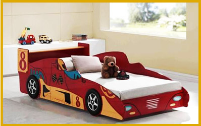 Childrens Novelty Theme Beds