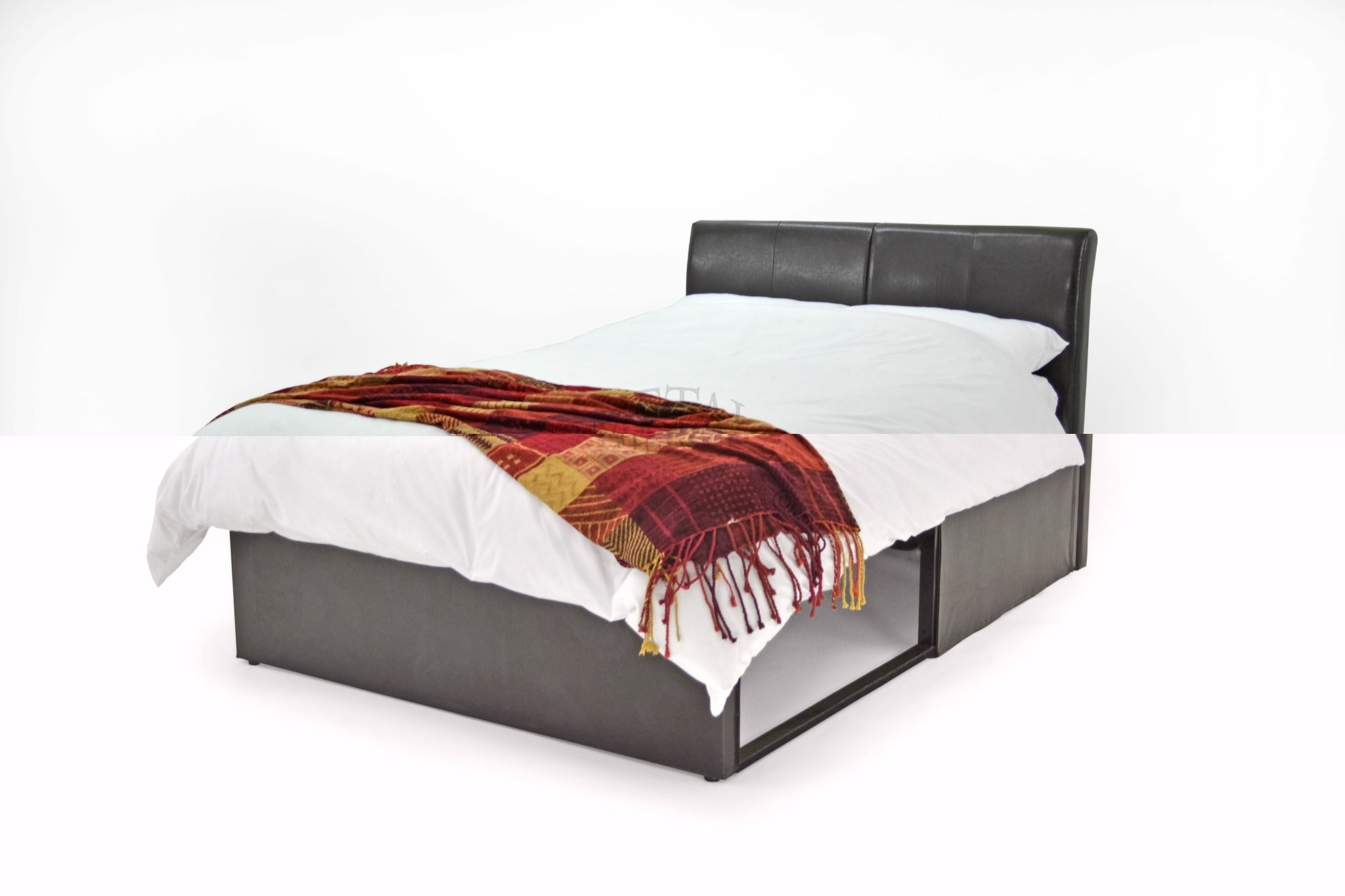 Metal Beds Texas Drawer Divan Bed Frame