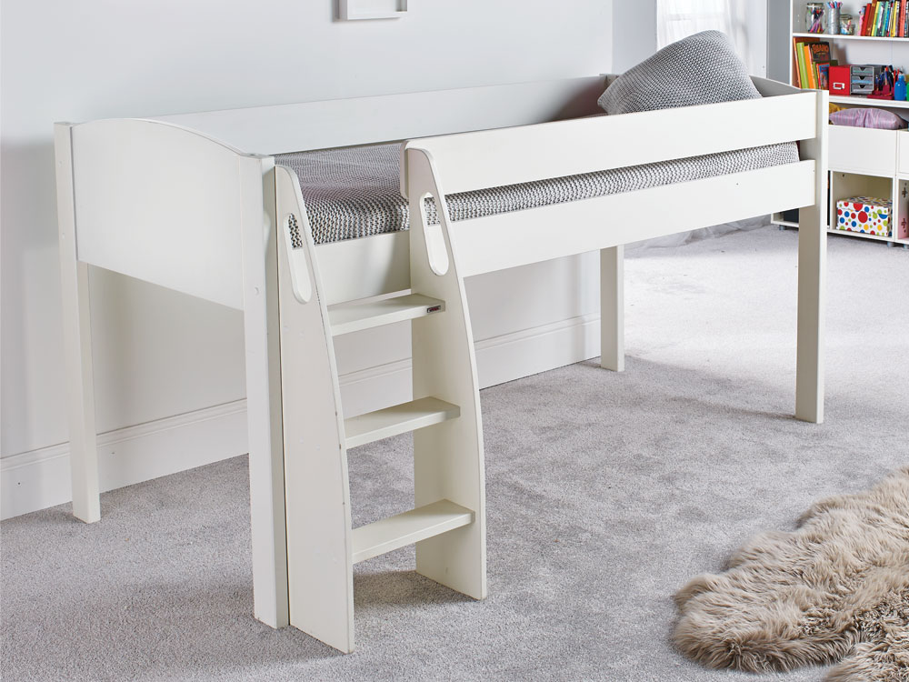 Outstanding Shorty Mid Sleeper Bed Frame Elaboration