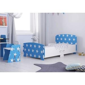 Kidsaw Star Junior Toddler Bed Frame-