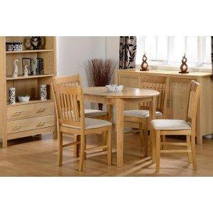 Seconique Oxford Extending Dining Set-
