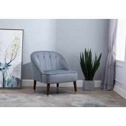 Alexa Grey Chair Room Set