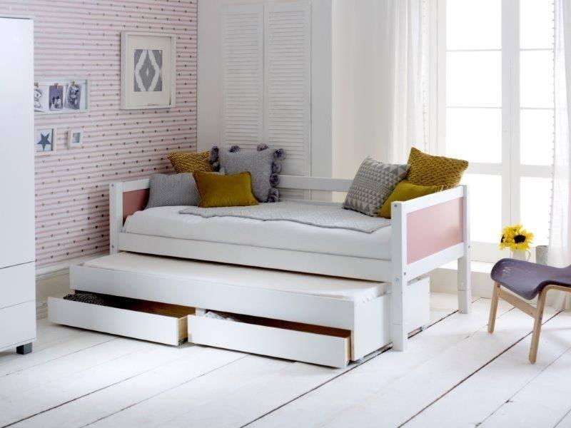 Flexa Kids Bed.Flexa Nordic Day Bed 1 Single Beds