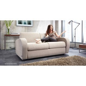 Jay-Be Retro Deep Sprung 2 Seater Sofa Bed -