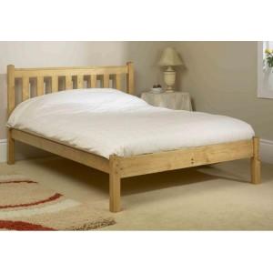 Friendship Mill Shaker Wooden Bed Frame-