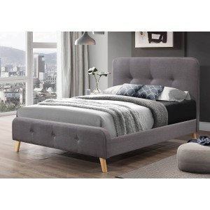 Nordic Fabric Bed Frame