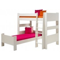 Steens For Kids High Sleeper and Single Bed