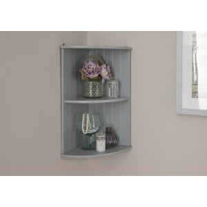 GFW Colonial Corner Wall Shelf Unit-