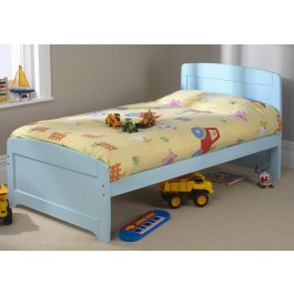 Friendship Mill Rainbow Wooden Bed Frame