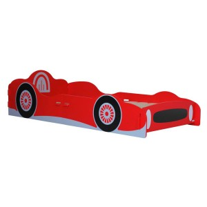 Kidsaw Racing Car Single Bed -