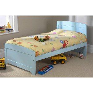 Friendship Mill Rainbow Wooden Bed Frame