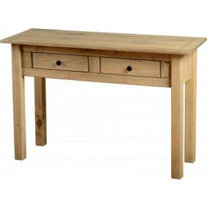 Seconique Panama 2 Drawer Console Table-