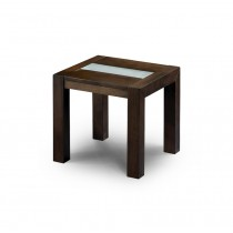 Julian Bowen Santiago Wenge Lamp Table-