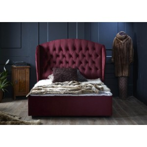 Oliver & Sons Florence Fabric Bed Frame -