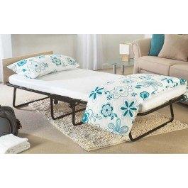 Jay-Be Jubilee Airflow Folding Guest Bed with Headboard