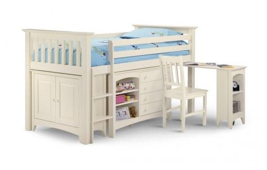 Julian Bowen Cameo Sleep Station -color White