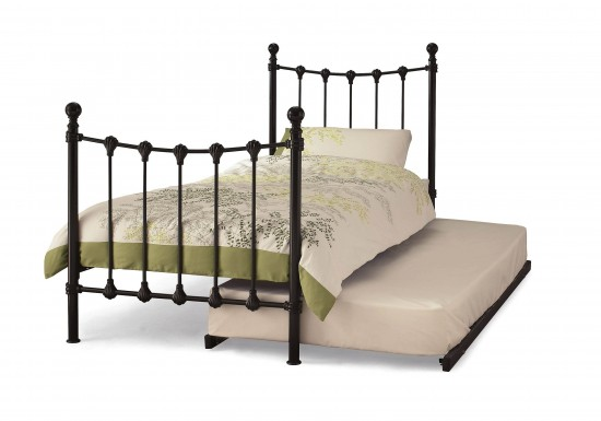 SERENE MARSEILLES BED FRAME WITH GUEST BED-