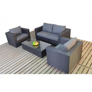 WGF Prestige Small Sofa Set-