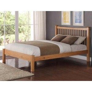 Flintshire Furniture Aston Wooden Bed Frame