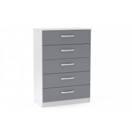 Birlea Lynx 5 Drawer Chest