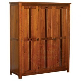 Sweet Dreams Curlew 3 Door Wardrobe
