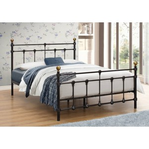 Birlea Atlas Metal Bed Frame-