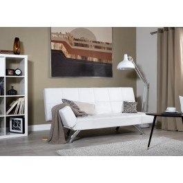 Serene Venice Faux Leather Sofa Be