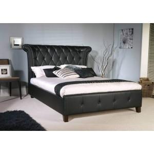 Limelight Beds Epsilon Faux Leather Bed Frame-