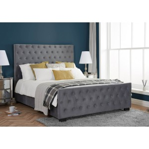 Birlea Marquis Fabric Bed Frame-