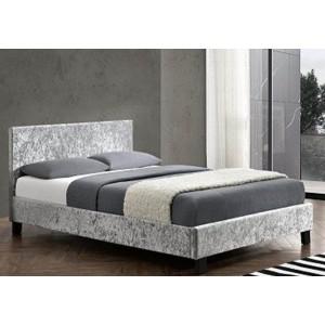 Birlea Berlin Crushed Velvet Bed Frame -