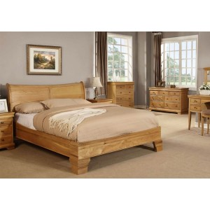 Sweet Dreams Grayson Wooden Bed Frame-
