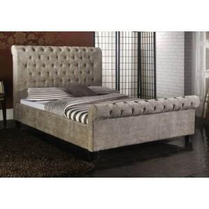 Limelight Orbit Fabric Bed Frame -