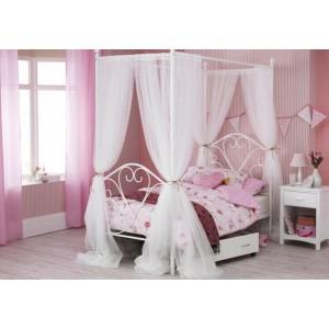 Serene Isabelle 4 Poster Bed Frame-