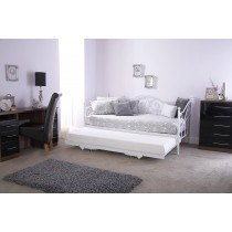 GFW Furniture Madison Day Bed With Trundle