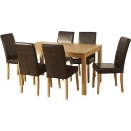 Seconique Ashbourne Dining Set