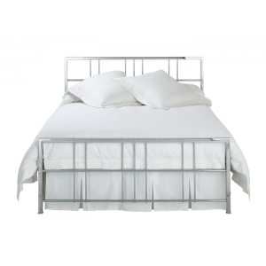Original Bedstead Company Tain Chrome Bed Frame