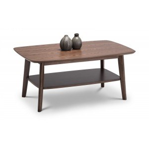 Julian Bowen Kensington Coffee Table with Shelf