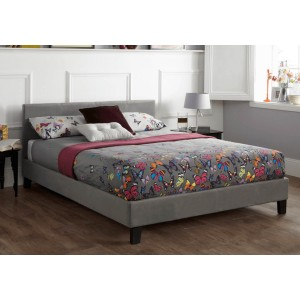 Serene Evelyn Fabric Bed Frame-
