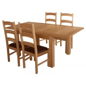 LPD Oakland Extending Dining Table