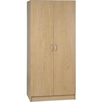 Seconique Bellingham 2 Door Wardrobe-