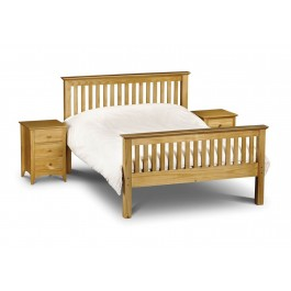 Julian Bowen Barcelona High Foot End Bed Frame