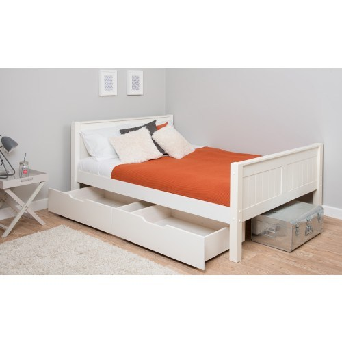 Stompa Classic Kids Small Double Bed Frame Single Beds