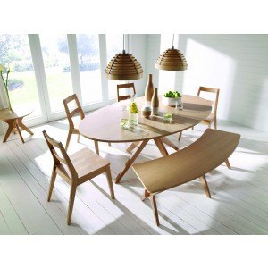 LPD Malmo Dining Table