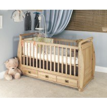Baumhaus Amelie Oak Cot Bed