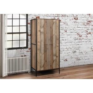 Birlea Urban 2 Door Wardrobe-