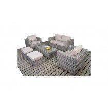 WGF Rustic Small Sofa Set-