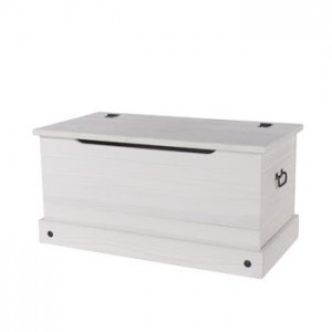 Core Products Corona White Storage Trunk