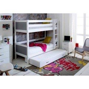 Flexa Nordic Bunk Bed 3-