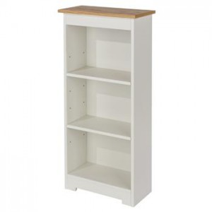 Core Products Colorado Low Narrow Bookcase