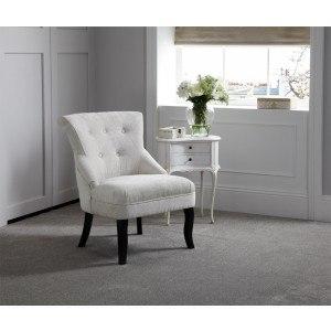 Serene Melrose Fabric Chair-